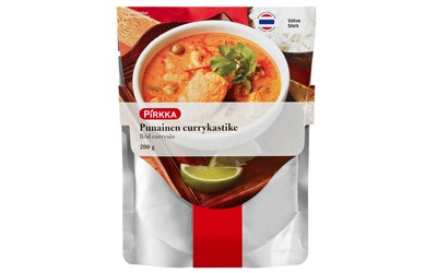 Pirkka punainen currykastike 200 g