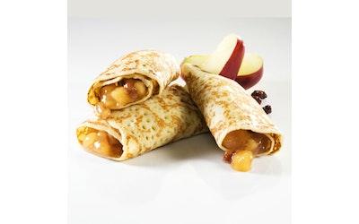 Menu omena-rusinatäytteinen ohukaisrulla 30x90g pakaste
