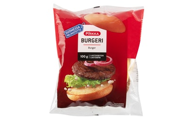 Pirkka burgeri 100 g