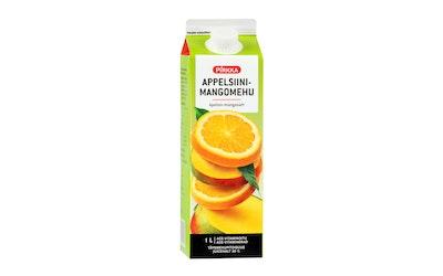 Pirkka appelsiini-mangomehu 1l