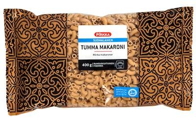 Pirkka suomalainen tumma makaroni 400 g
