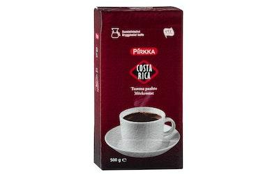 Pirkka Costa Rica kahvi tumma paahto 500g UTZ