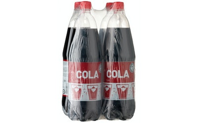 Euro Shopper 1,5l Cola 4-pack
