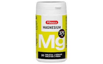 Pirkka magnesium 375mg päärynä 30tablettia 45g