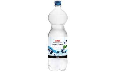 Pirkka mustikanmakuinen kivennäisvesi 1,5l