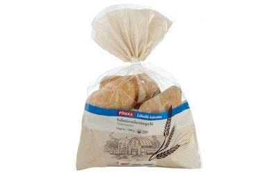 Pirkka Lähellä leivottu vehnärouhesämpylä 5kpl/300g