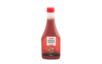 Pirkka tomaattiketsuppi  730g - kuva
