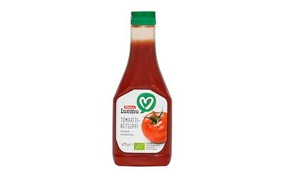 Pirkka Luomu tomaattiketsuppi 470g