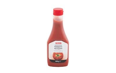 Pirkka sokeroimaton tomaattiketsuppi 450g
