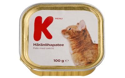 K-Menu häränlihapatee 100g