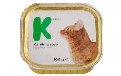 K-Menu kaniinipatee 100g