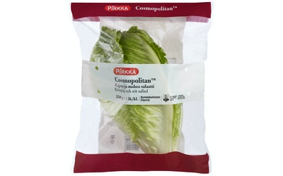 Pirkka Cosmopolitan salaatti 250g
