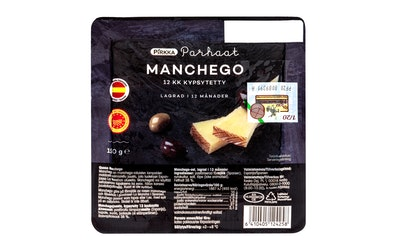 Pirkka Parhaat manchego 150g vähälaktoosinen - kuva