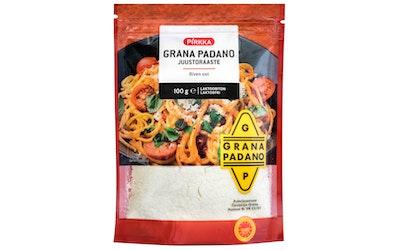 Pirkka Grana Padano juustoraaste 100g