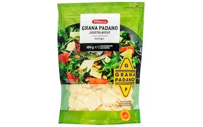 Pirkka Grana Padano juustolastut 100g