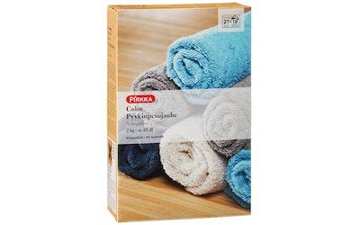 Pirkka Color pyykinpesujauhe Kirjopyykille 2 kg