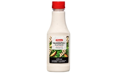 Pirkka valkosipulisalaattikastike 270ml - kuva