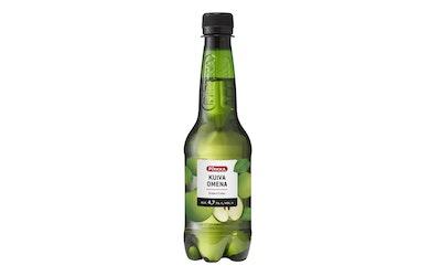 Pirkka kuiva omenasiideri 4,7% 0,4l