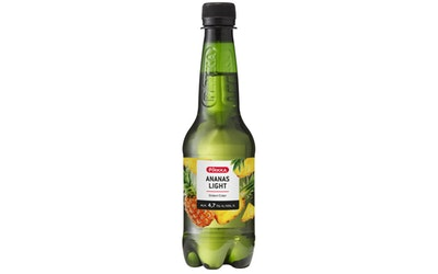 Pirkka ananassiideri light 4,7% 0,4l
