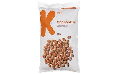K-Menu maapahkinä 1kg