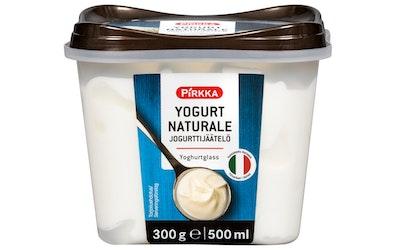 Pirkka Yogurt naturale italialainen jäätelö 0,5l