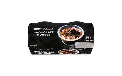 Pirkka Parhaat chocolate mousse 180g (2x90g)