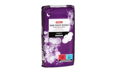 Pirkka Maxi Night Wings siivellinen yöside 16kpl