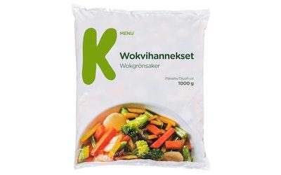 K-Menu wokvihannekset 1kg pakaste