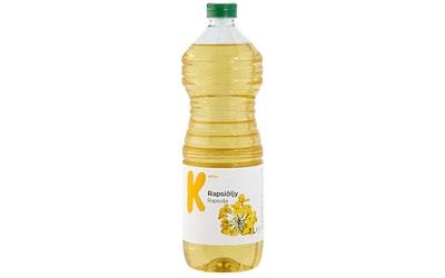 K-Menu rapsiöljy 1l