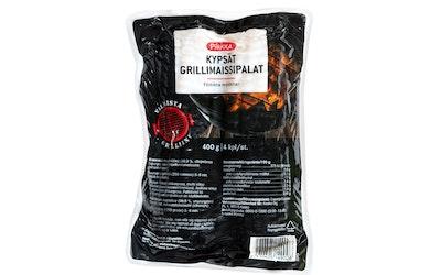 Pirkka kypsät grillimaissipalat 400g