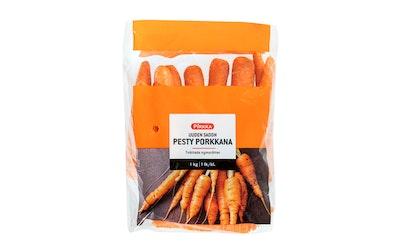 Pirkka porkkana 1kg