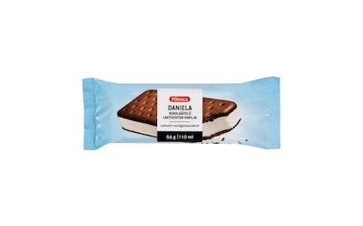 Pirkka Daniela laktoositon vanilja 56g