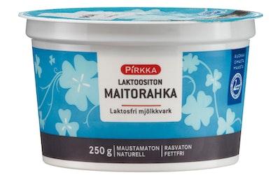 Pirkka laktoositon maitorahka 250g