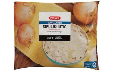 Pirkka suomalainen sipulikuutio 200g pakaste
