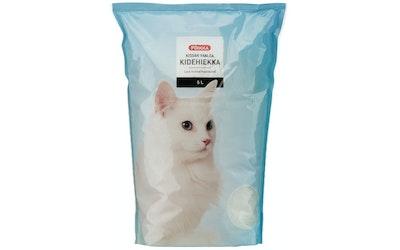 Pirkka kissan vaalea kidehiekka 5l
