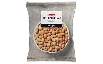 Pirkka suolapähkinät 350g