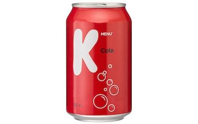 K-Menu Cola 0,33l tlk