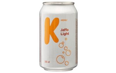K-Menu jaffa light 0,33l