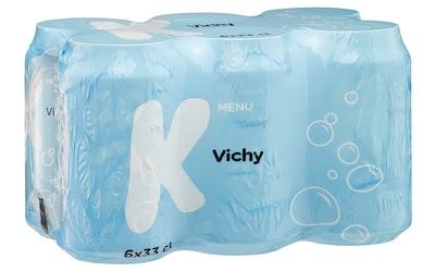K-Menu Vichy 0,33l 6-pack