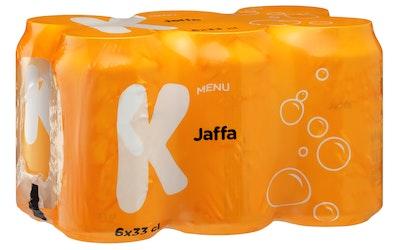 K-Menu Jaffa 0,33l 6-pack