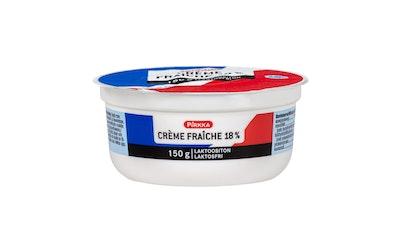 Pirkka creme fraiche 18% 150g laktoositon - kuva