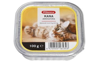 Pirkka kana annosateria 100g