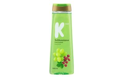 K-Menu suihkusaippua fruit cocktail 500ml