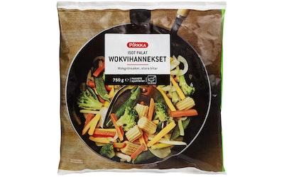Pirkka isot palat wokvihannekset 750g pakaste
