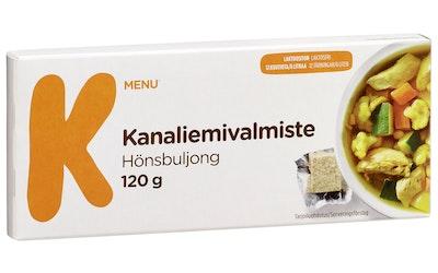 K-Menu kanaliemivalmiste 120g