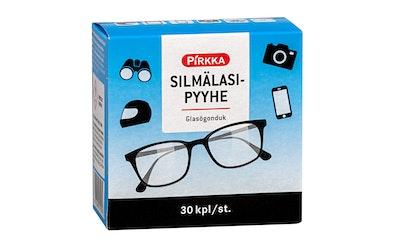 Pirkka silmälasipyyhe 30kpl - kuva