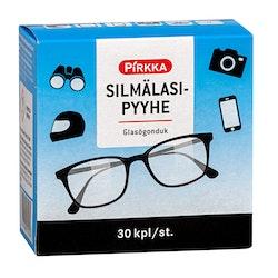 Pirkka silmälasipyyhe 30kpl