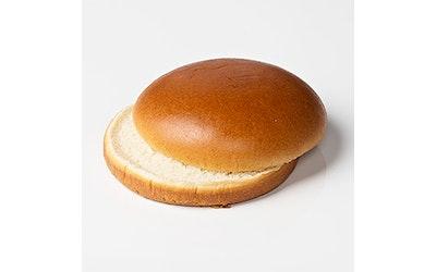 Menu brioche premium hampurilaissämpylä 30x80g maidoton pakaste