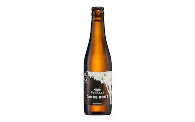 Pirkka Parhaat Cidre Brut kuiva omenasiideri 4,5% 0,33l