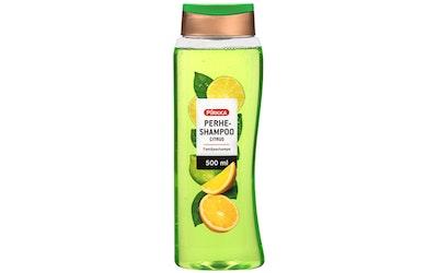 Pirkka perheshampoo citrus 500ml